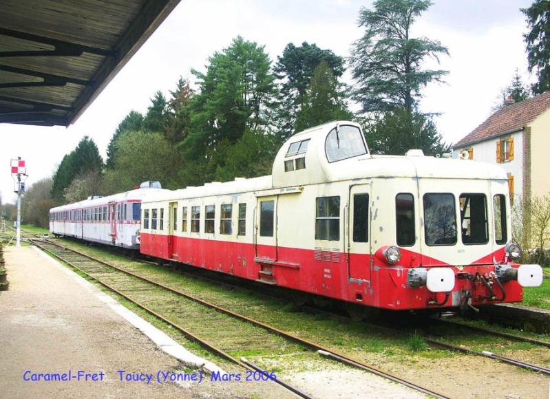 train touristique de Puisaye-Forterre Toucy [89] Tm_0210