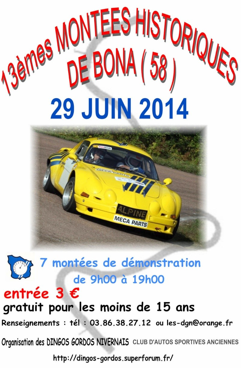 Montée historique de Bona(58) 2014 1-affi10