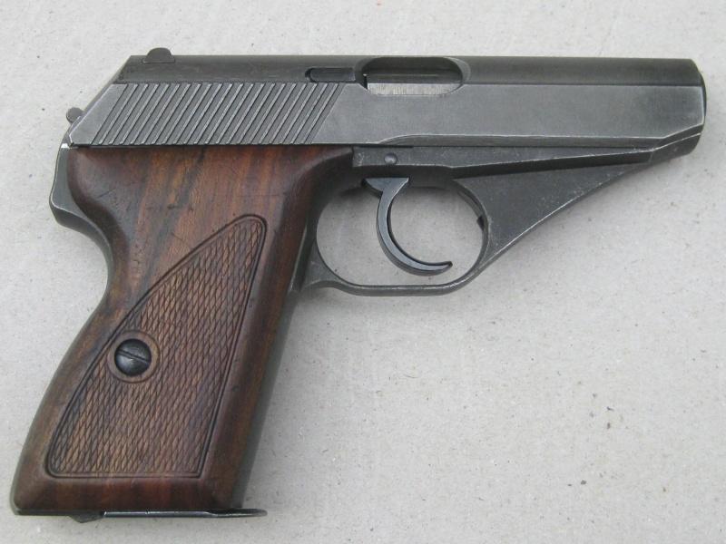 Mauser HSc français Mauser13