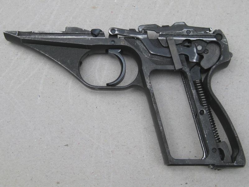 Mauser HSc français Mauser19