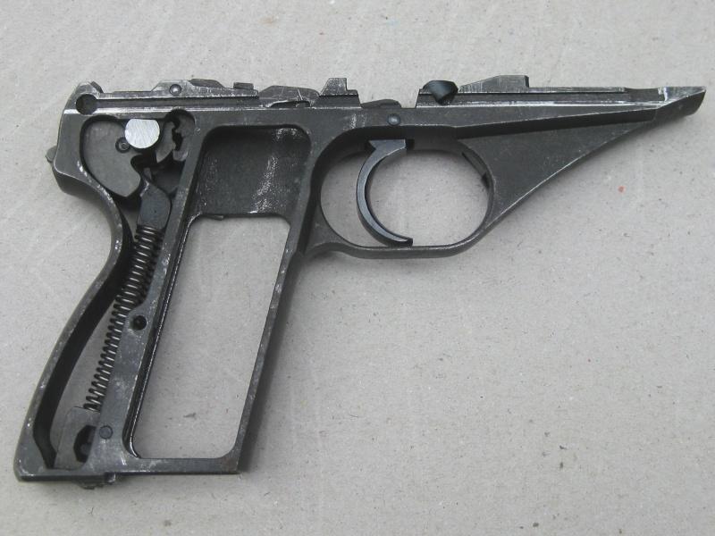 Mauser HSc français Mauser20