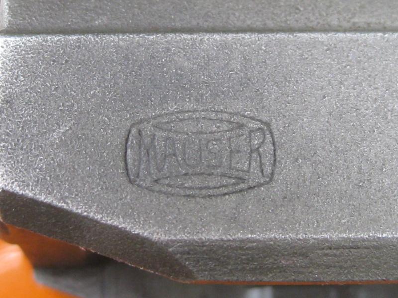 Mauser HSc français Mauser22