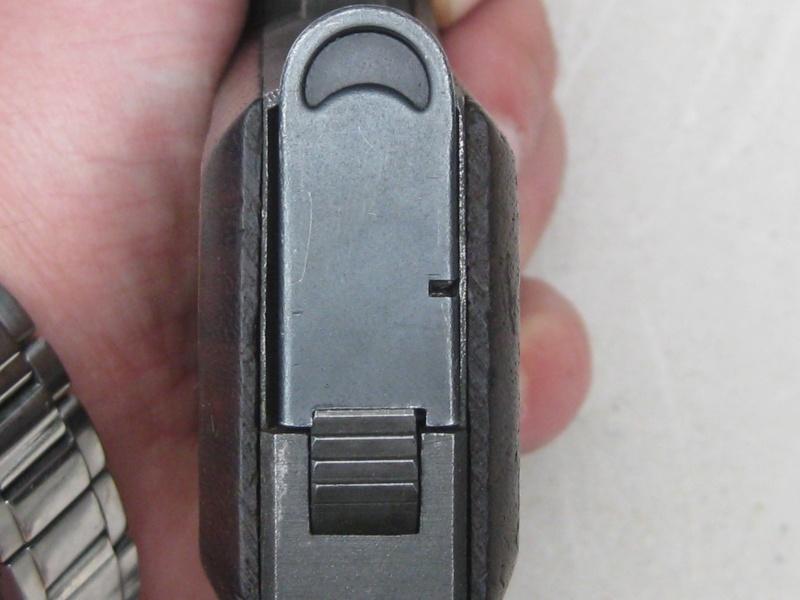 Mauser HSc français Mauser23
