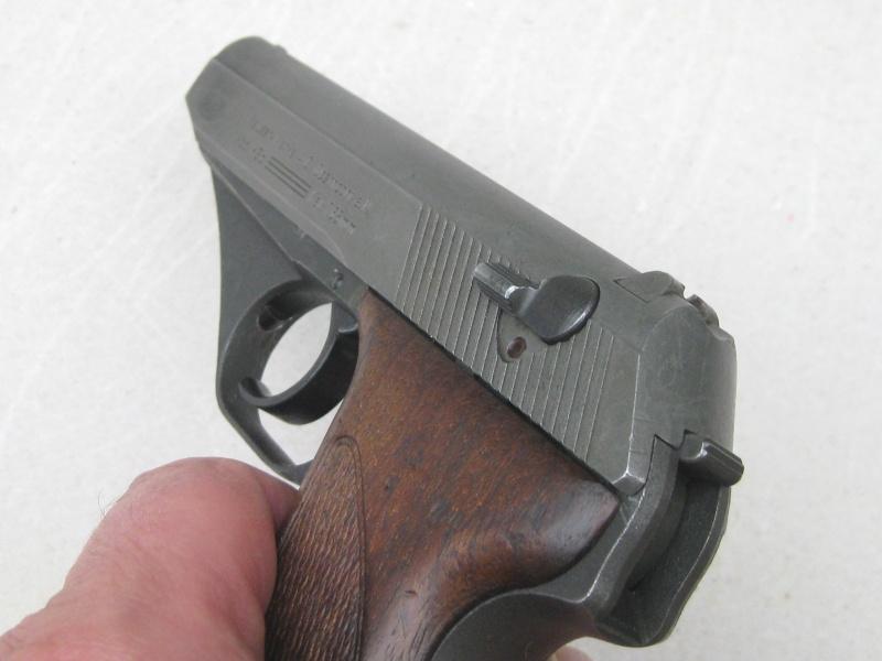 Mauser HSc français Mauser26