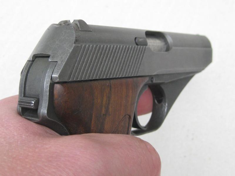 Mauser HSc français Mauser27