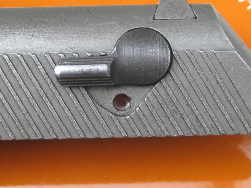 Mauser HSc français Mauser31