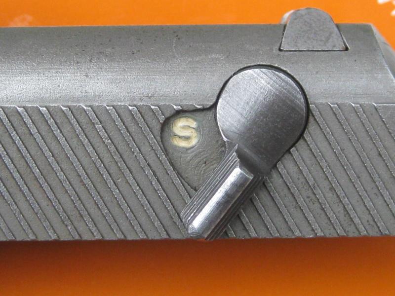Mauser HSc français Mauser32