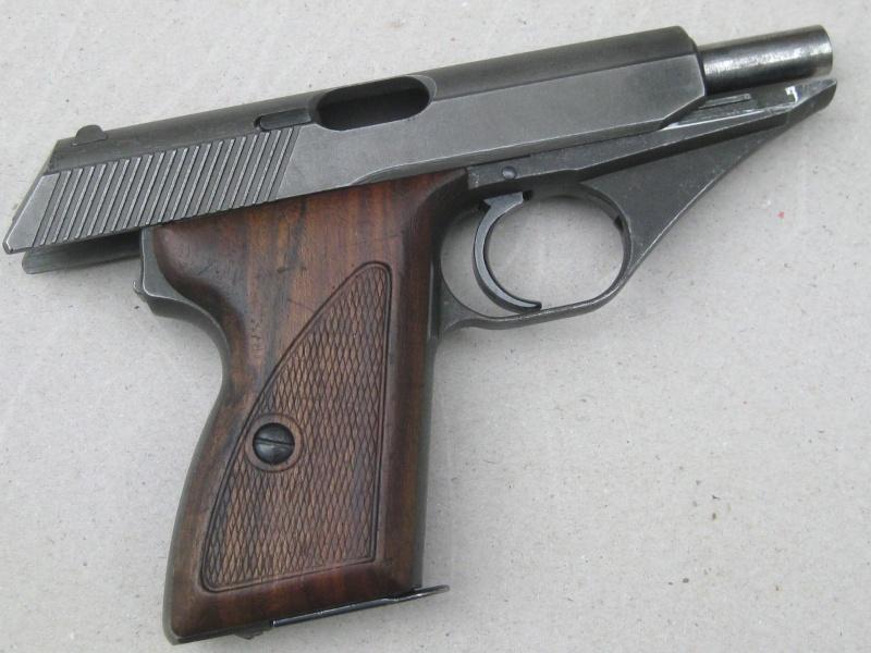 Mauser HSc français Mauser33