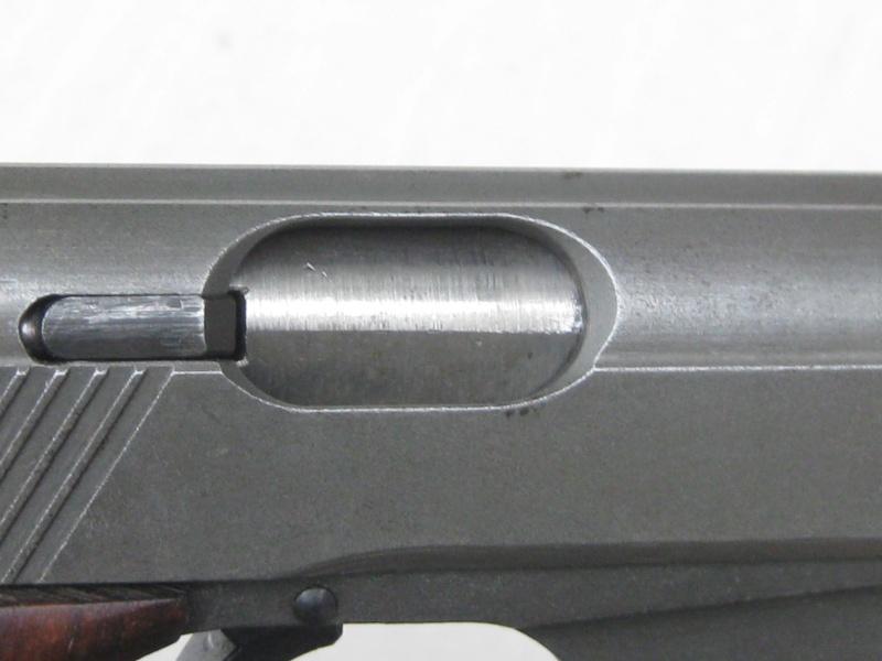 Mauser HSc français Mauser35