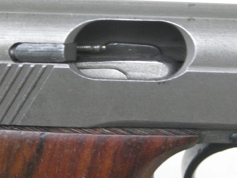 Mauser HSc français Mauser36