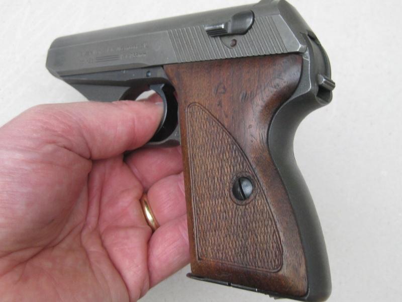 Mauser HSc français Mauser37