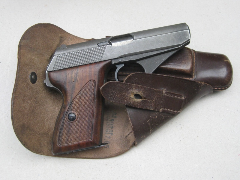 Mauser HSc français Mauser40