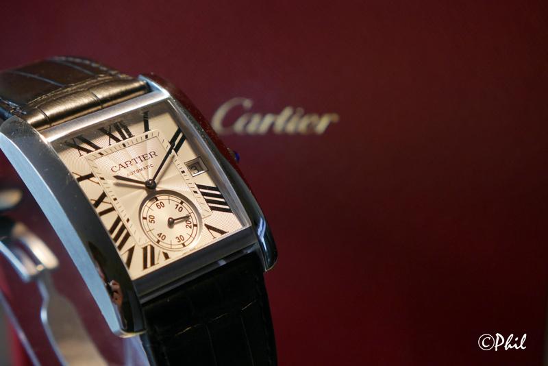 Ma nouvelle : Cartier Tank ... Cartie10