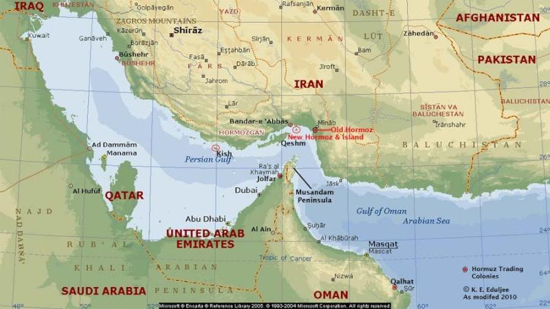 Vie de Marco Polo d'Alvise Zorzi - Page 3 Hormoz10