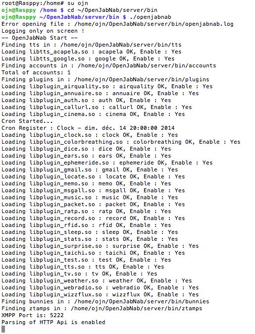 OJN sur Raspberry Pi - Page 3 Captur17