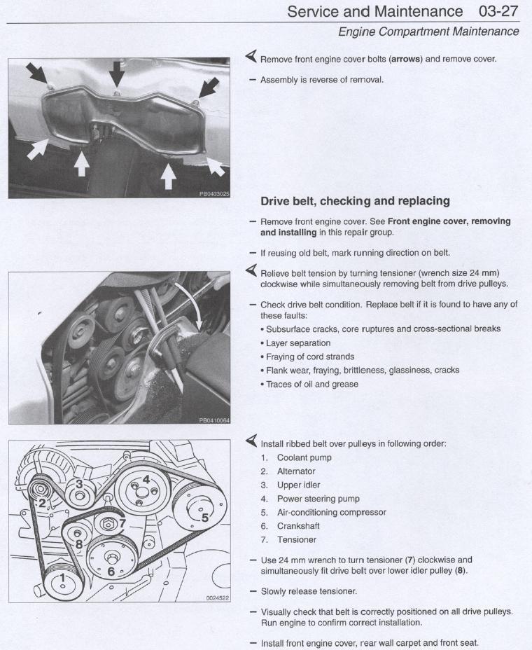 Démontage habillage entre habitacle et moteur Cover110