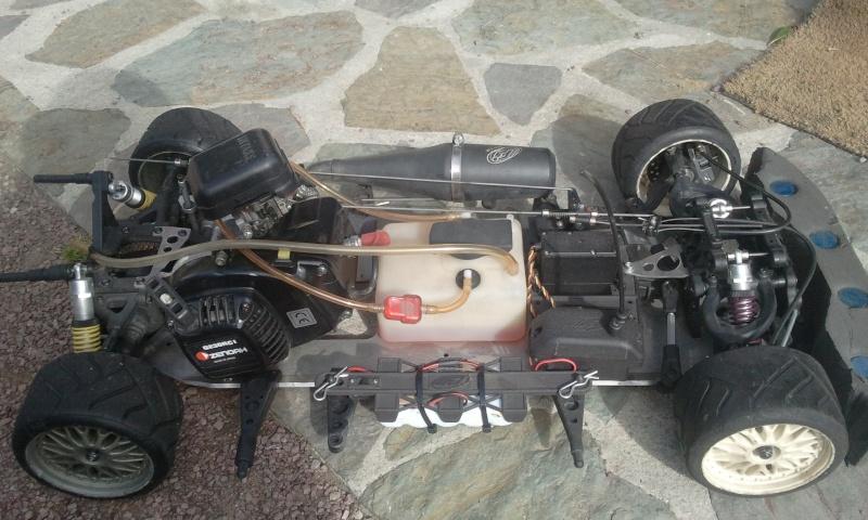 Presentation new bolide Eltoino FG mini cooper1/5 piste23cc 2012-110