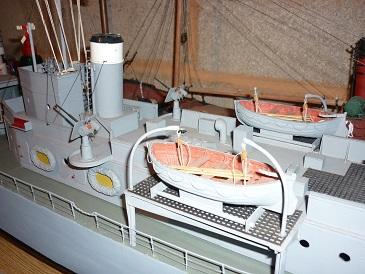 HMS Bulwark 25ft Motor Cutter Deans Marine P1020311