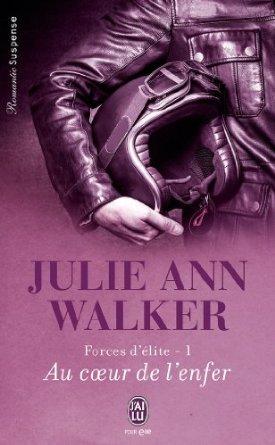 AU COEUR DE L'ENFER de Julie Ann Walker  5119cc10