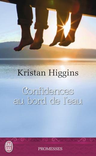 CONFIDENCES AU BORD DE L'EAU de Kristan Higgins 61g2b010