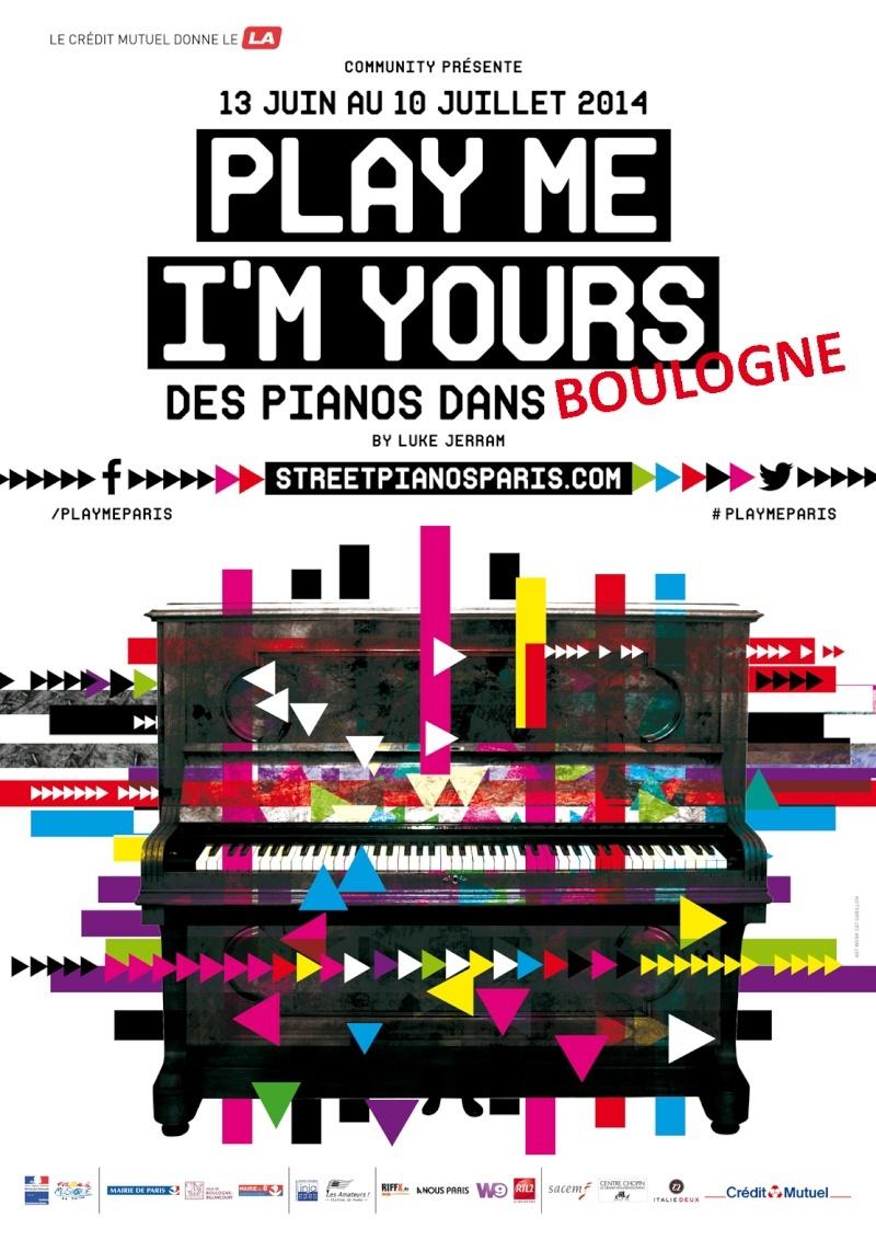 Play me, I'm Yours à Boulogne-Billancourt Pmiyaf10