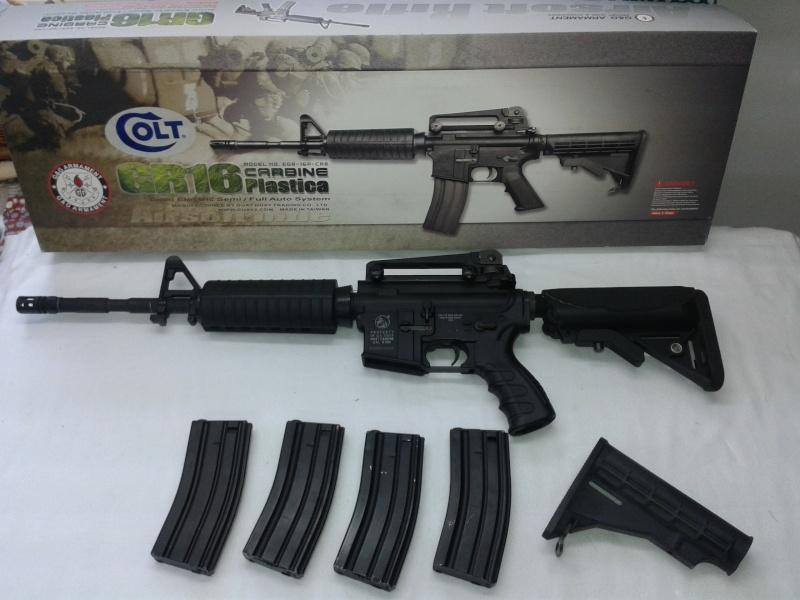Vends Carabine CM16 20140714