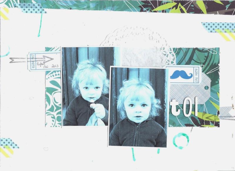 Galerie Dictée de Page de Juin - Votez Stephi10