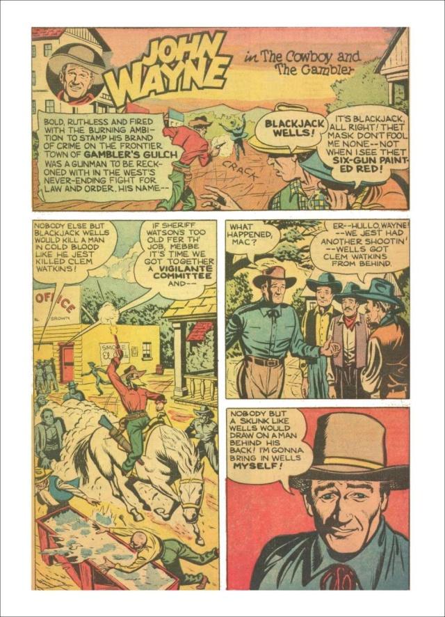 Comic Book Plus: Site de comics gratuit avec du western dedans Jwayne10