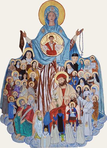 L'Armée de la Sainte Vierge pour la Fin des Temps - Un Message donné à Marcel Van ! Carmel10