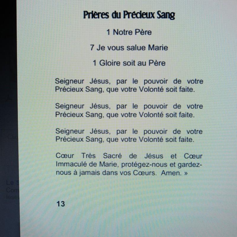 Comment sauver notre Âme - Une Requête de la Vierge Marie à Dory Tan ! - Page 2 Commen25