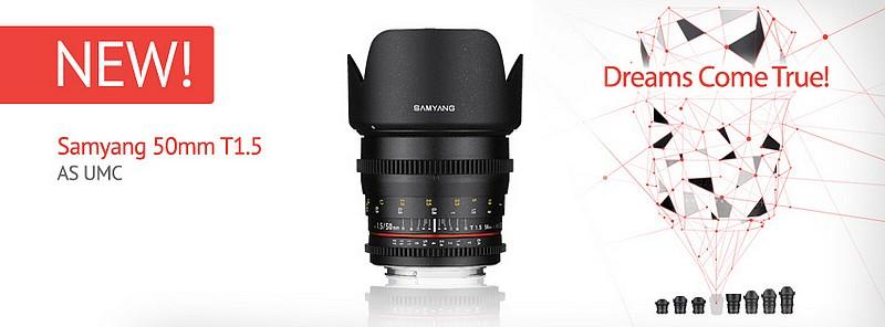 Samyang 50mm 50mm-z10