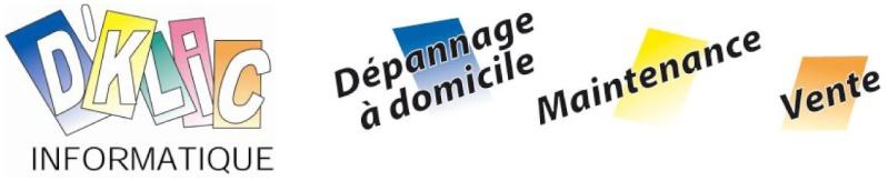 D'Klic - Informatique