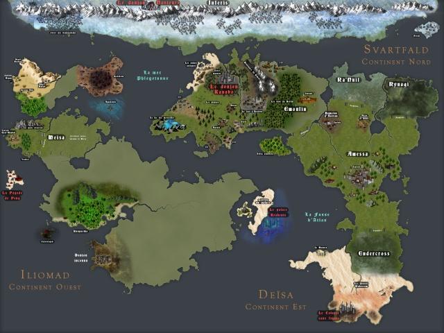 Carte du monde  Carte_22