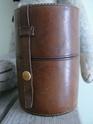 art nouveau bottles in leather box P1350013