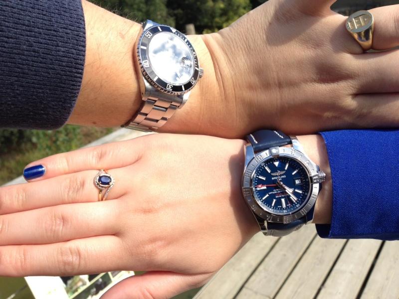 Ma 1ère montre... GMT pour poignet femme Img_4310