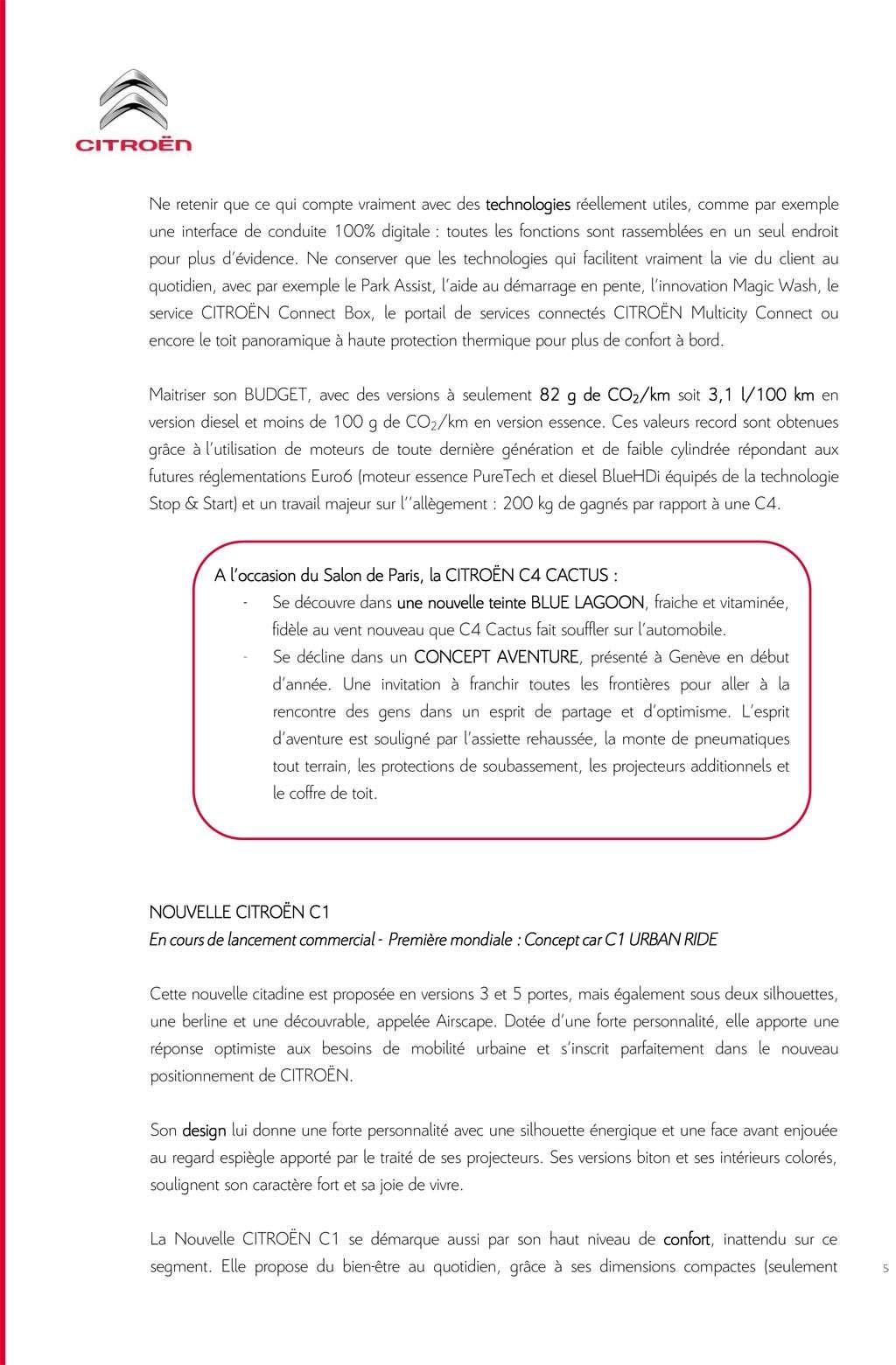 [SALON] Paris - Mondial de l'Automobile 2014 - Page 6 Dp_cit14