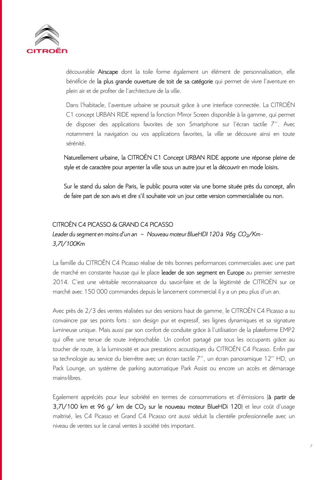 [SALON] Paris - Mondial de l'Automobile 2014 - Page 6 Dp_cit16