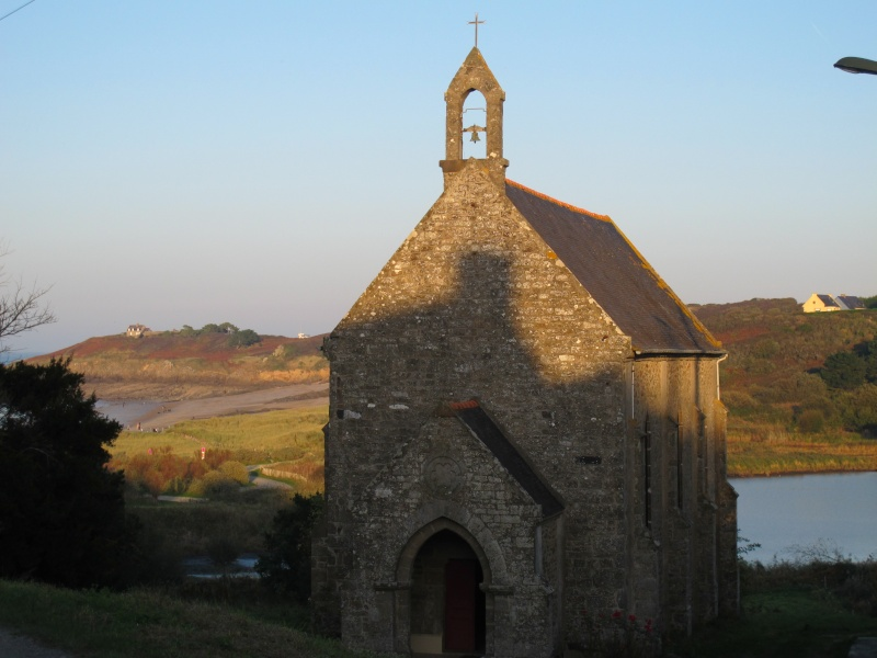 L'Anse du Verger et Notre Dame du Verger Bretag37