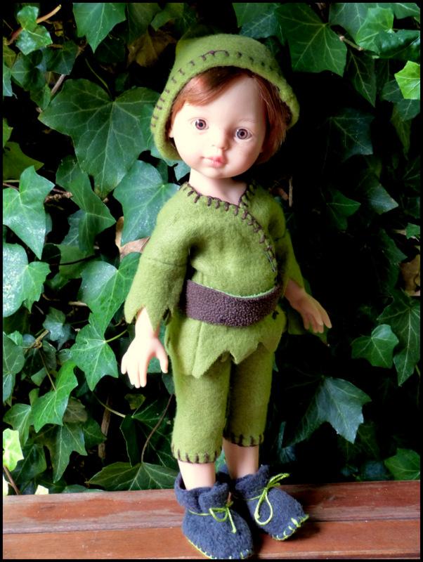 mes Paola Reina Robin mon petit dernier P1170819