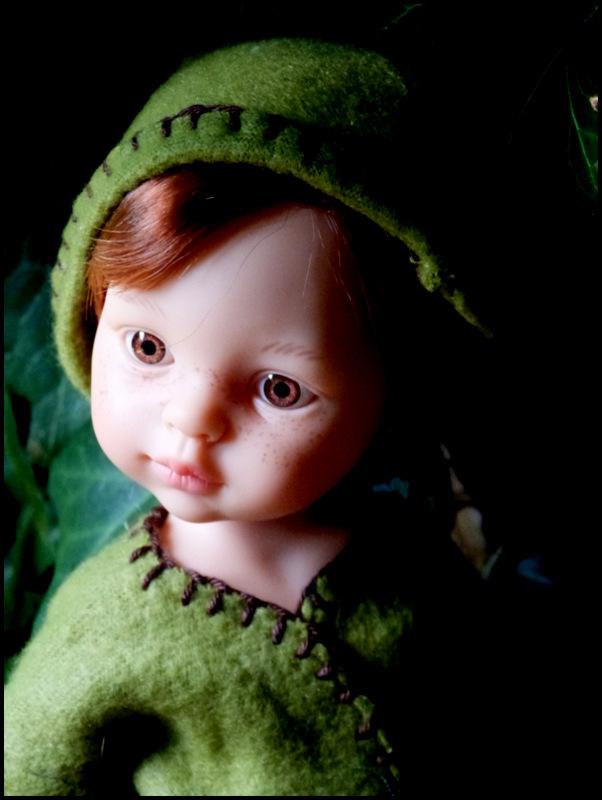 mes Paola Reina Robin mon petit dernier P1170820