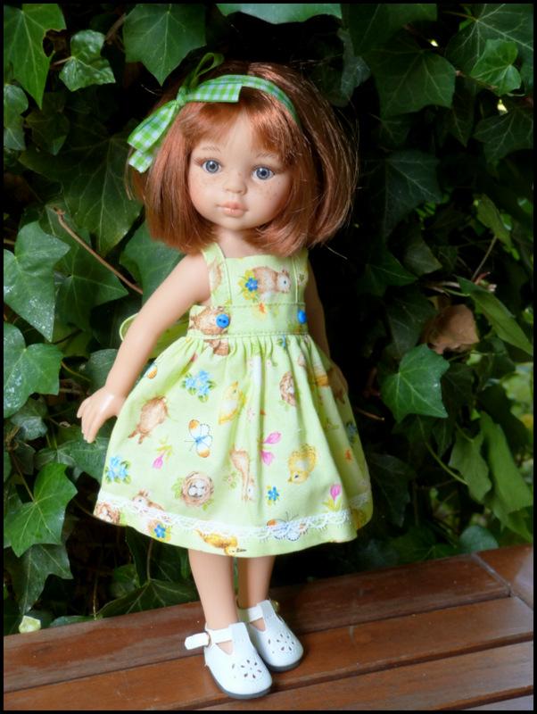 mes Paola Reina Robin mon petit dernier P1170821