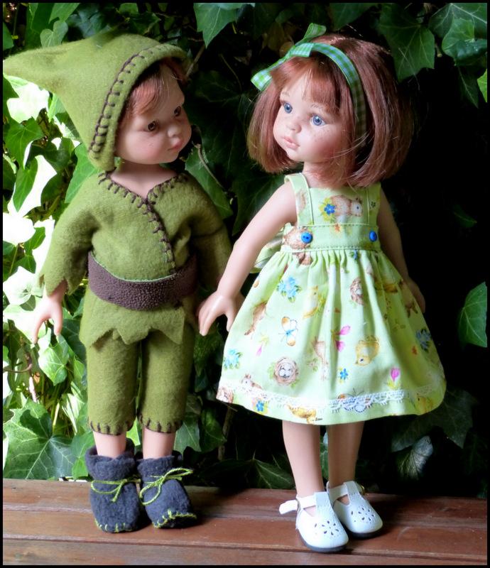 mes Paola Reina Robin mon petit dernier P1170914