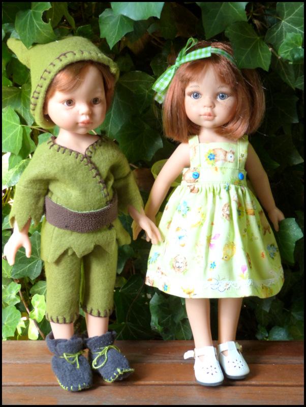 mes Paola Reina Robin mon petit dernier P1170915