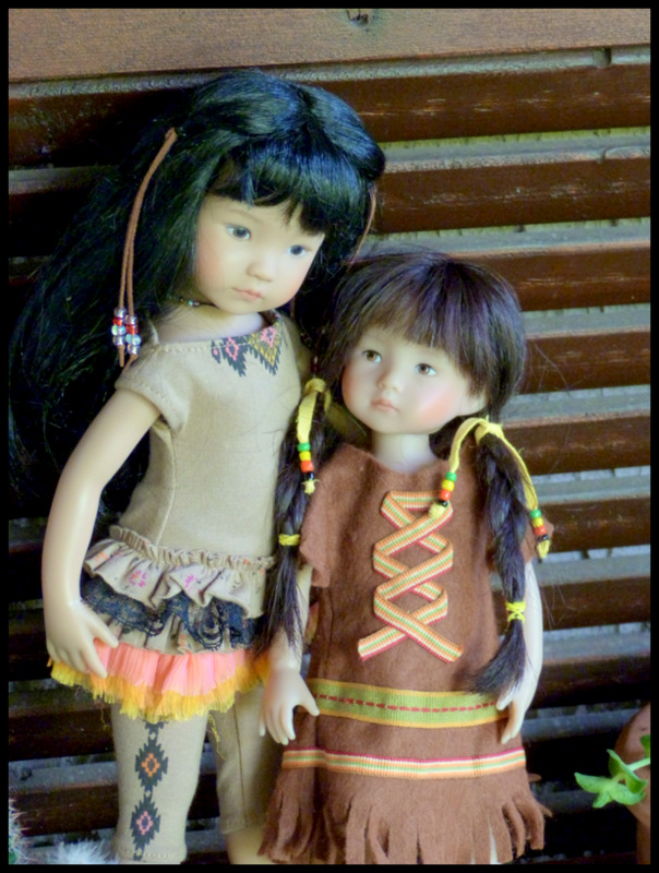 mes petites Amerindiennes P1200610