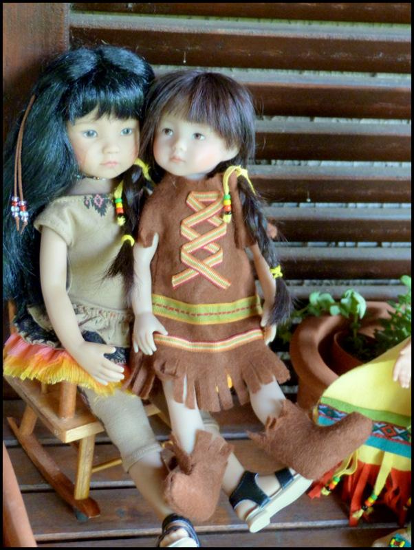 mes petites Amerindiennes P1200611