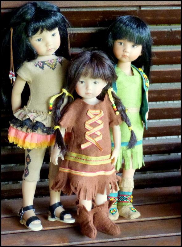 mes petites Amerindiennes P1200612