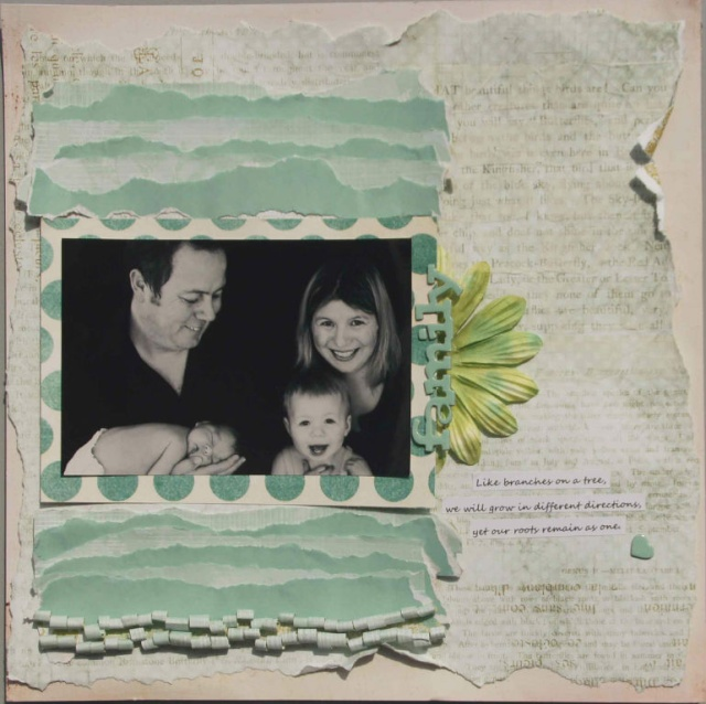 Scrap your Stash - Patterned Paper!! Family10