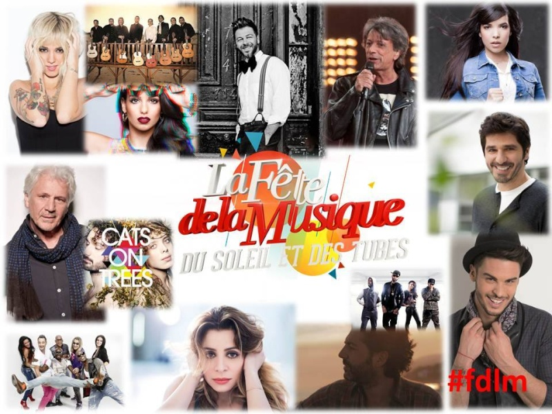 [EVENT] Fête de la musique France 2 21/06/14 10383510