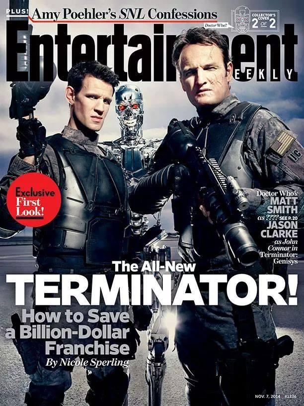 Matt sera dans Terminator (anciennement Les tweets mystérieux)  - Page 2 10262010