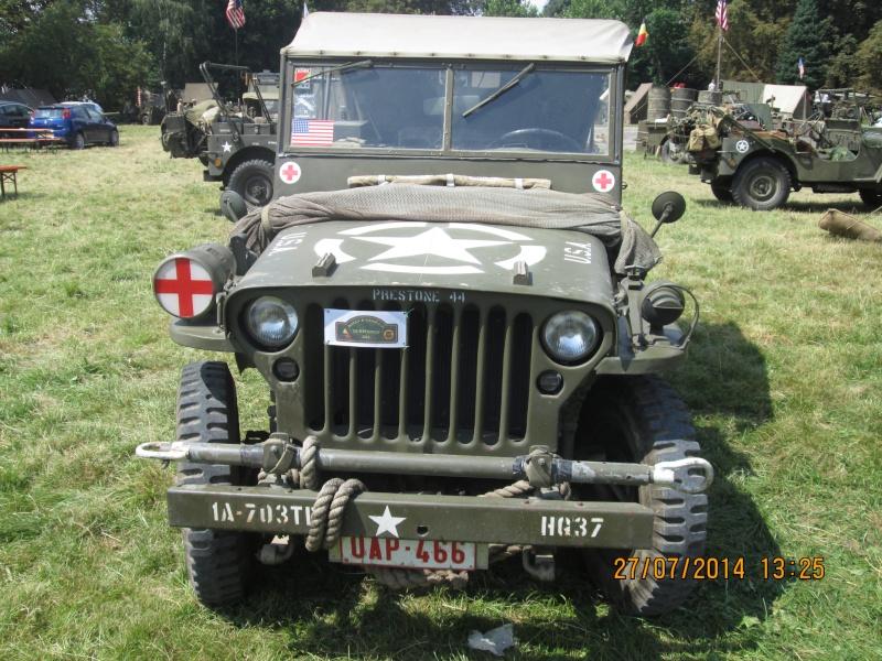 reconstitution camps américain 40-45 à Gerpinnes Img_1314